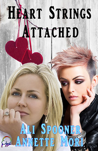 Heart Strings Attached by Ali Spooner & Annette Mori