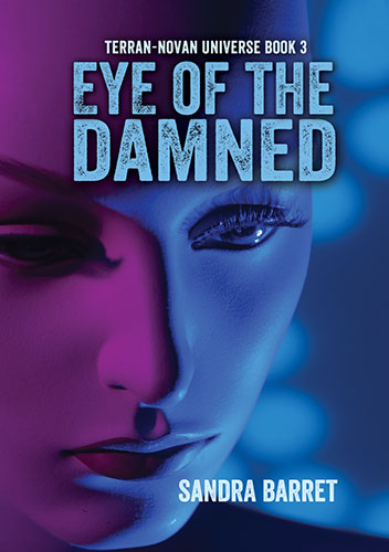 Eye of the Damned by Sandra Barret