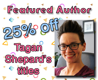 Featured Author Tagan Shapard