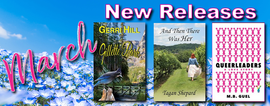 New from Bella Books!