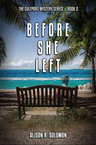 Before She Left by Alison R. Solomon