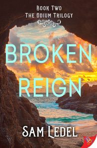 Broken Reign by Sam Ledel