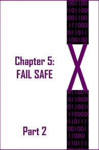 X: Chapter 5: Part 2 by JD Glass