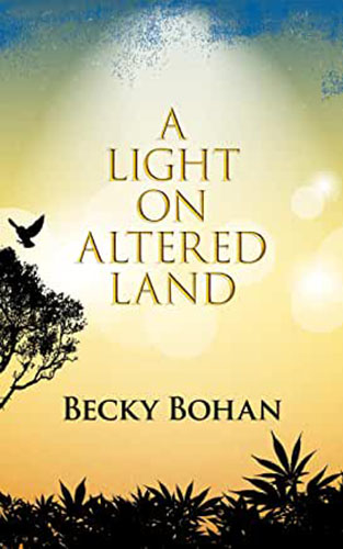 A Light on Altered Land by Becky Bohan