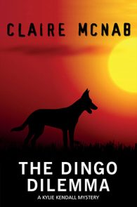 The Dingo Dilemma by Claire McNab