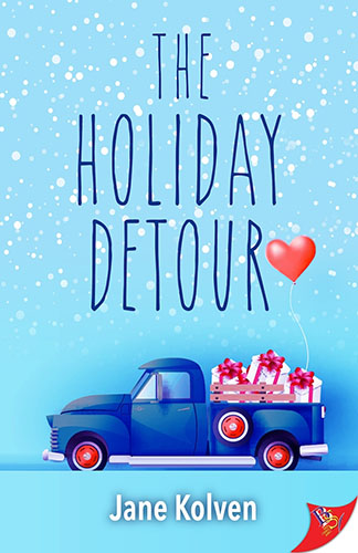 The Holiday Detour by Jane Kolven