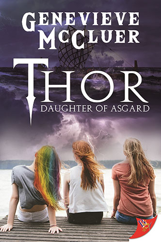 Thor: Daughter of Asgard by Genevieve McClur