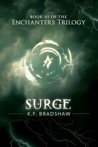 Surge by K.F. Bradshaw