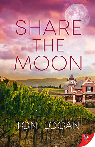 Share the Moon by Toni Logan