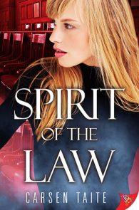Spirit of the Law by Carsen Taite