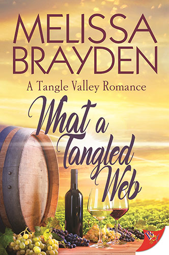 What a Tangled Web by Melissa Brayden