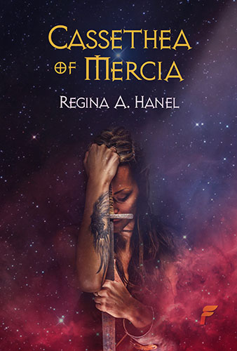 Cassethea of Mercia by Regina A. Hanel