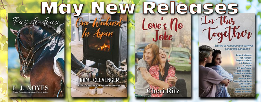 May 2021 New Releases