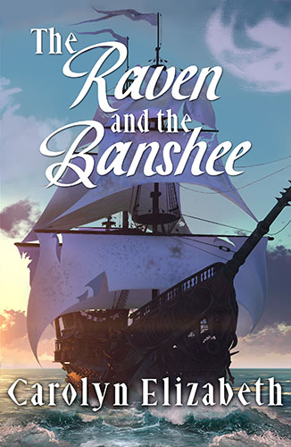 The Raven and the Banshee by Carolyn Elizabeth