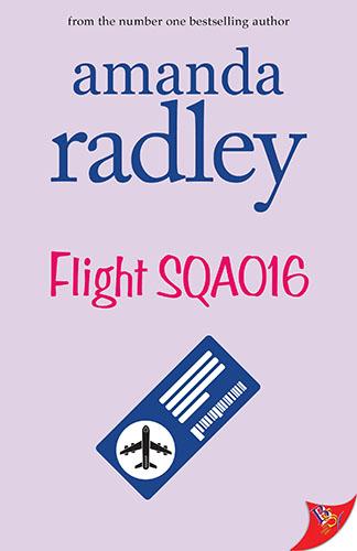 Flight SQA016 by Amanda Radley