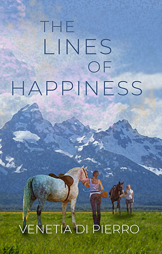 The Lines of Happiness by Venetia Di Pierro