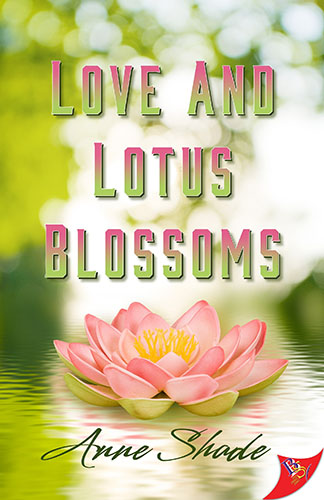 Love and Lotus Blossoms by Anne Shade
