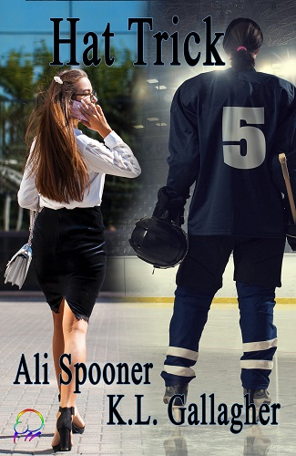 Hat Trick by Ali Spooner and K.L. Gallagher