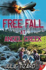 Free Fall at Angel Creek by Julie Tizard